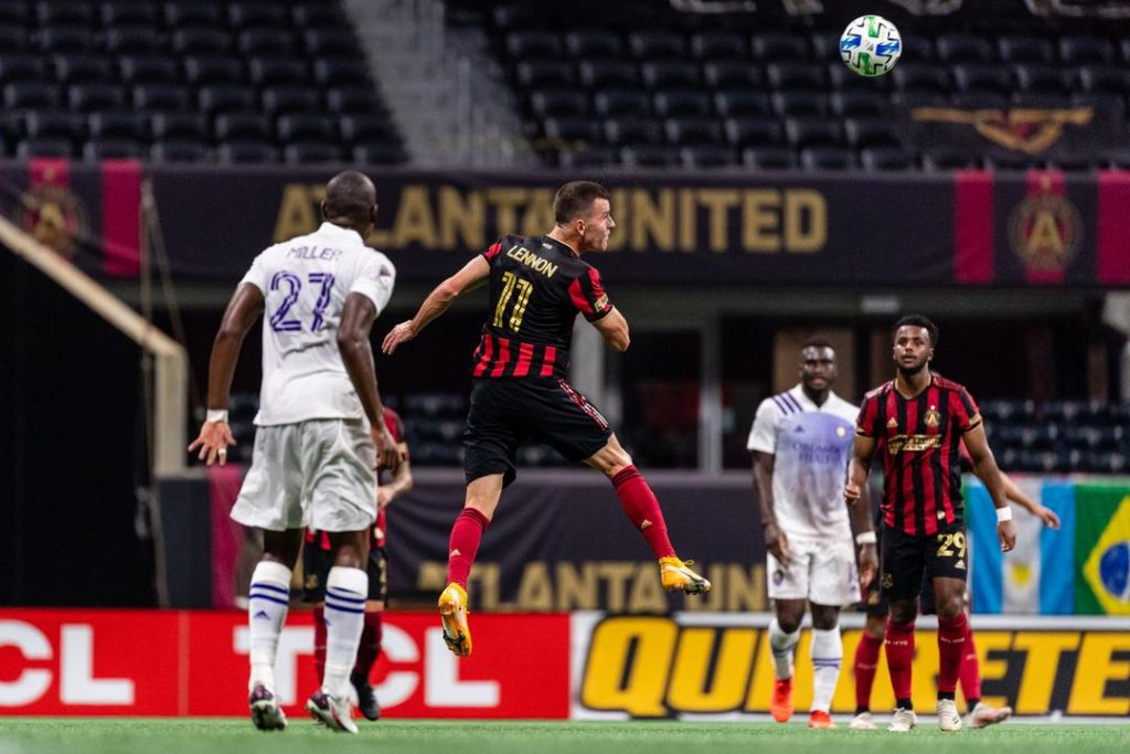 Atlanta United 0-0 against Orlando City SC