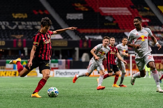 Atlanta United falls 1-0 to Red Bulls