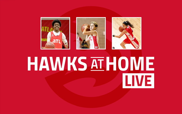 ATL HAWKS AND ATLANTA PUBLIC SCHOOLS PARTNER FOR 'HAWKS AT HOME' PROGRAM