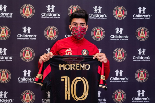 MLS News: Welcome Marcelino Marcelino to the ATL