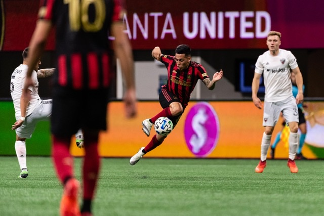 Atlanta United fell to D.C. United  2-1