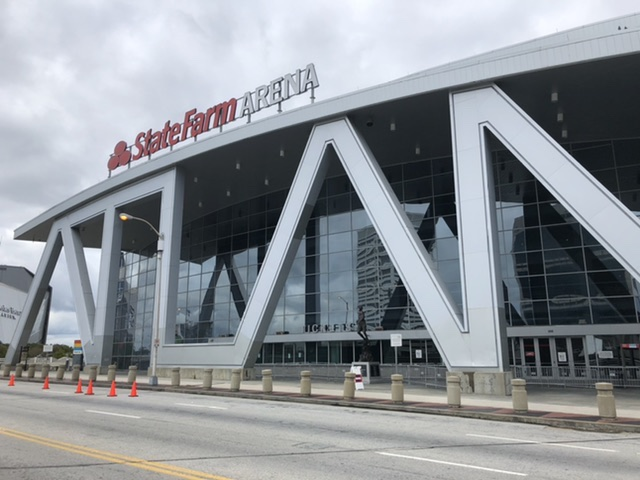 MULTIYEAR AGREEMENT WITH CLOROX TO BECOME THE ATLANTA HAWKS AND STATE FARM ARENA'S OFFICIAL CLEANING AND DISINFECTING PRODUCT