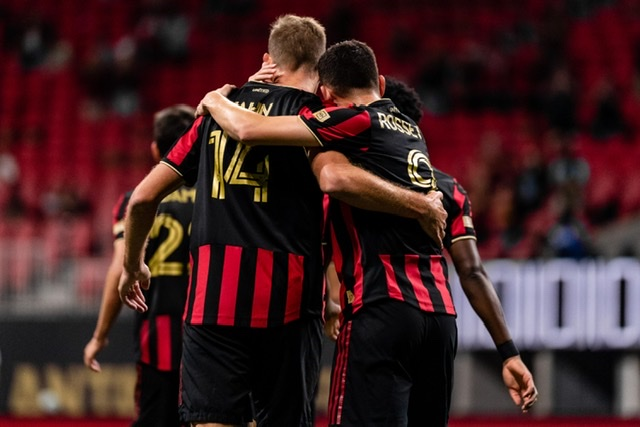 Atlanta United fall 2-1  to Columbus Crew SC in the 2020 Regular Season finale