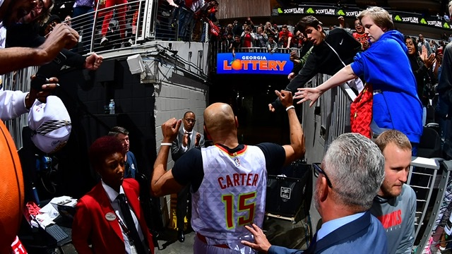Vinsanity is Back: Vince Carter to join Atl Hawks' broadcast team