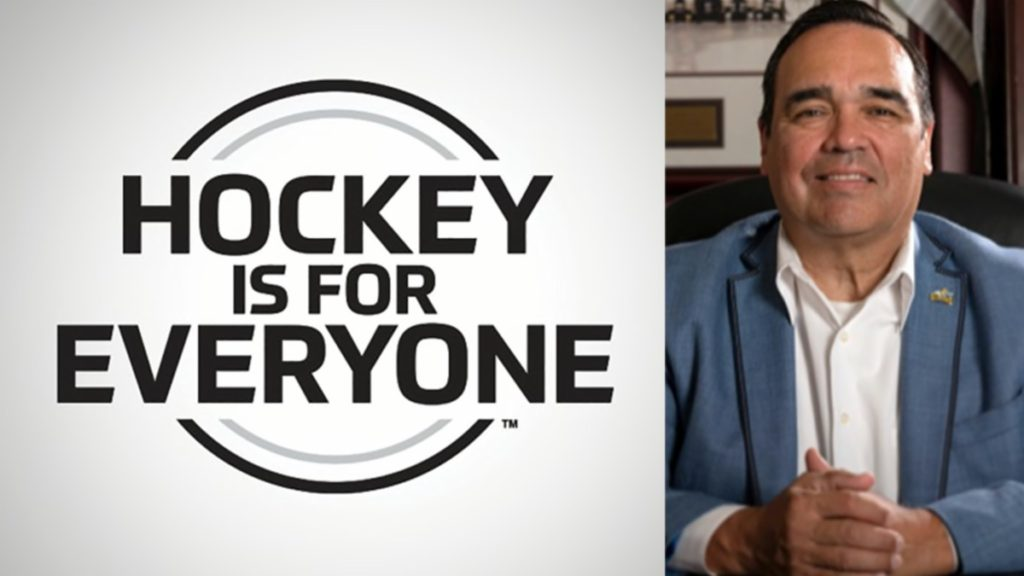Atlanta Glads' President to chair 'Hockey Is For Everyone' Committee