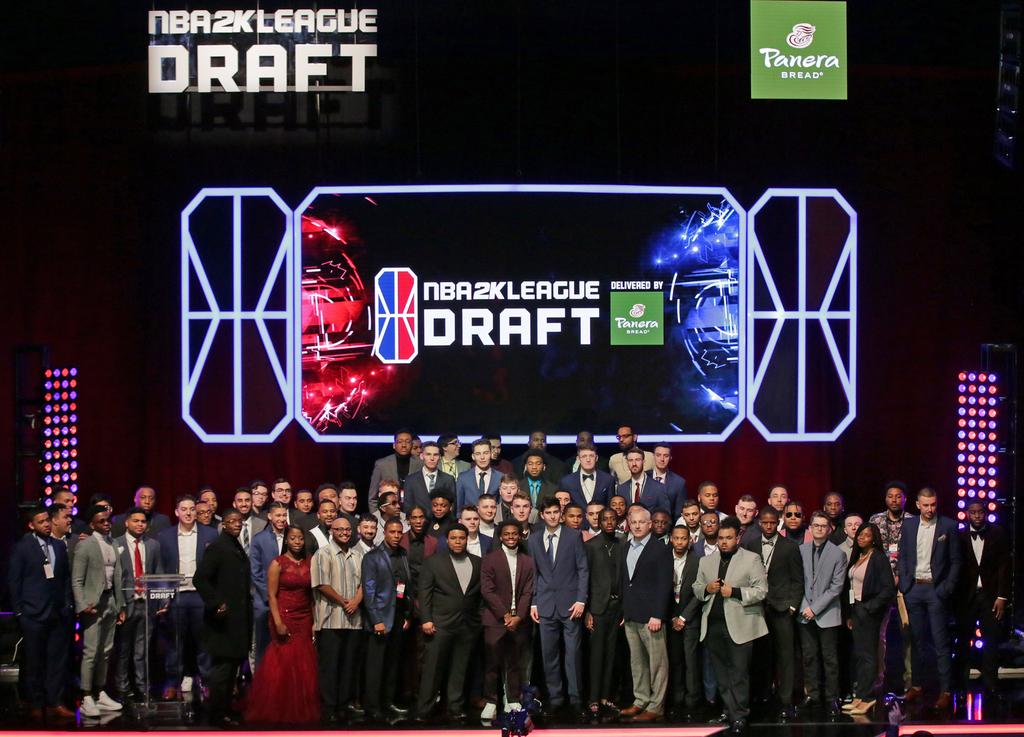 It's Happening-Hawks Talon Gaming Club, NBA 2K League draft pool