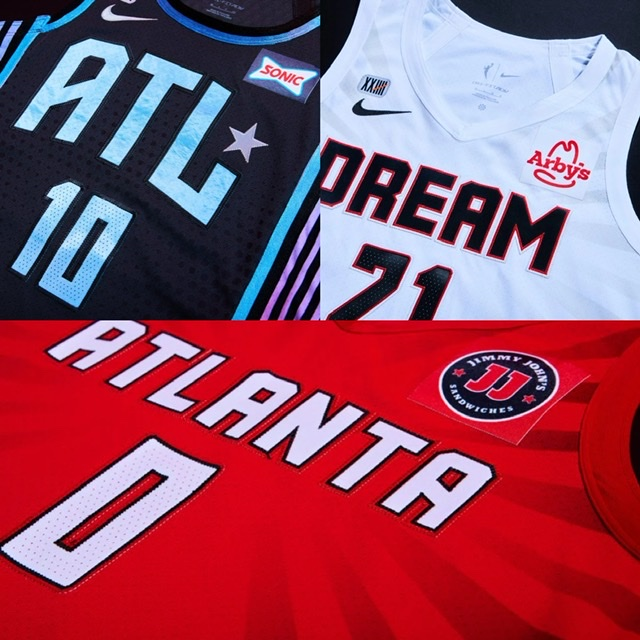 ATL Dream and NIKE, Inc. Announce New WNBA Uniforms