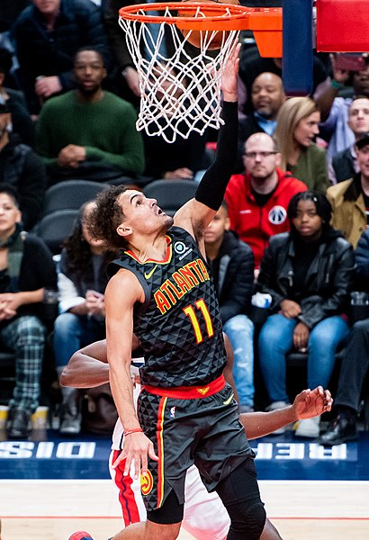 Atlanta Hawks Superstar Trae Young Named NBA Eastern Conference Player of the Week
