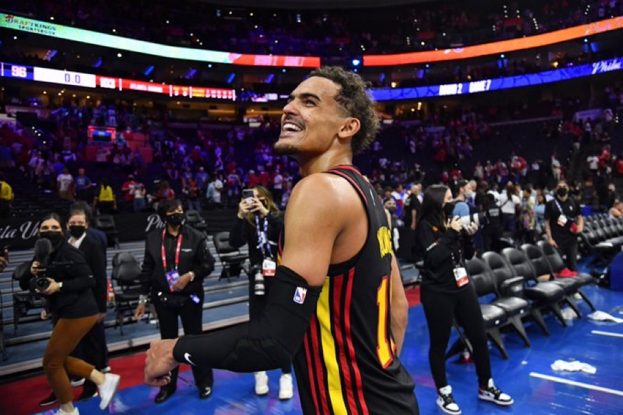 ATL HAWKS ADVANCE TO THE EASTERN CONFERENCE FINALS