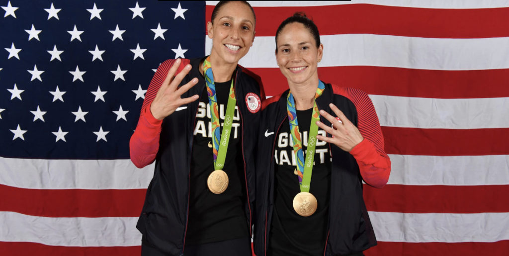 2020 U.S. Olympic Women's Basketball Team Unveiled