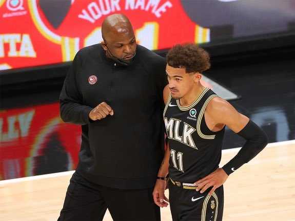 IT'S OFFICIAL! ATL HAWKS NAME NATE McMILLAN HEAD COACH