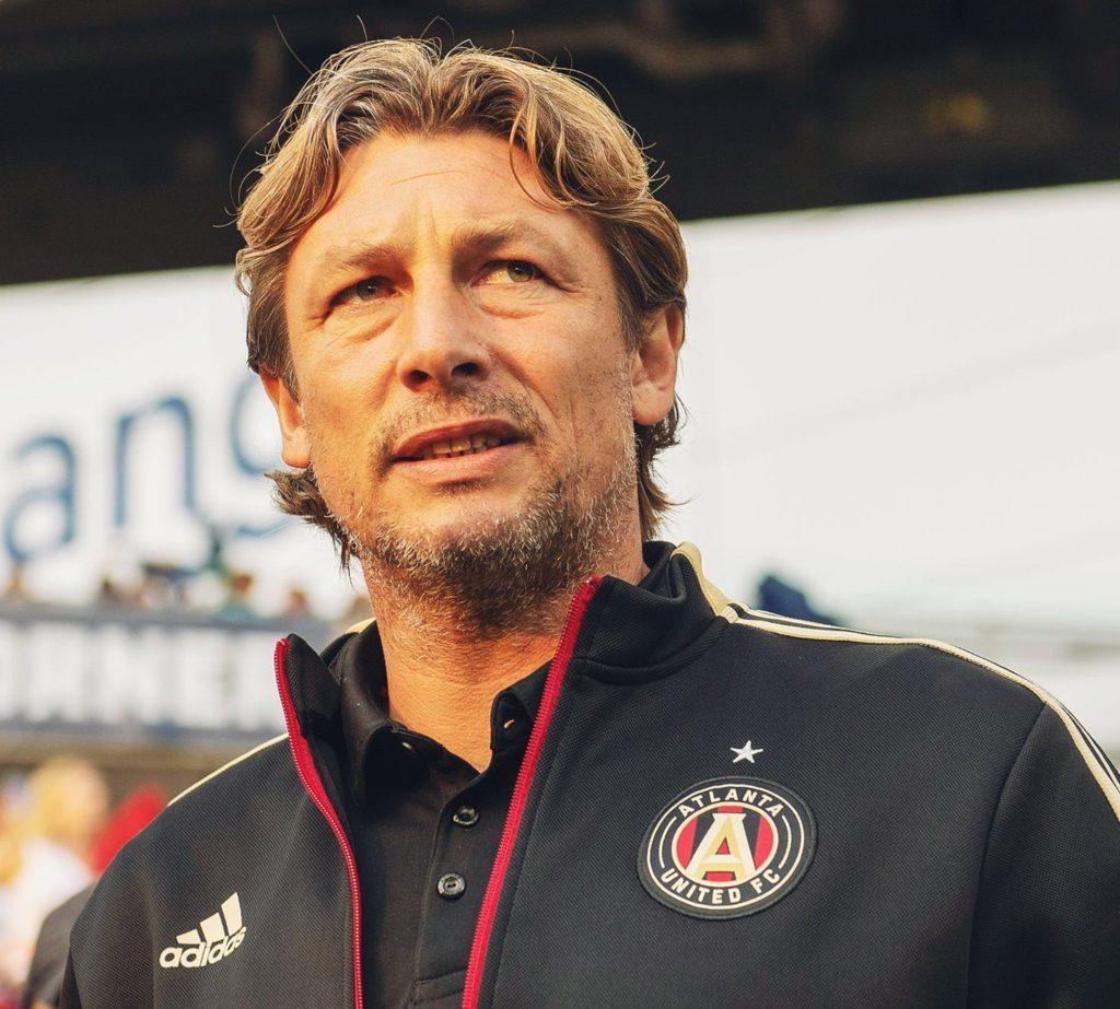 Atlanta United Head Coach Gabriel Heinze Relieved of Duties