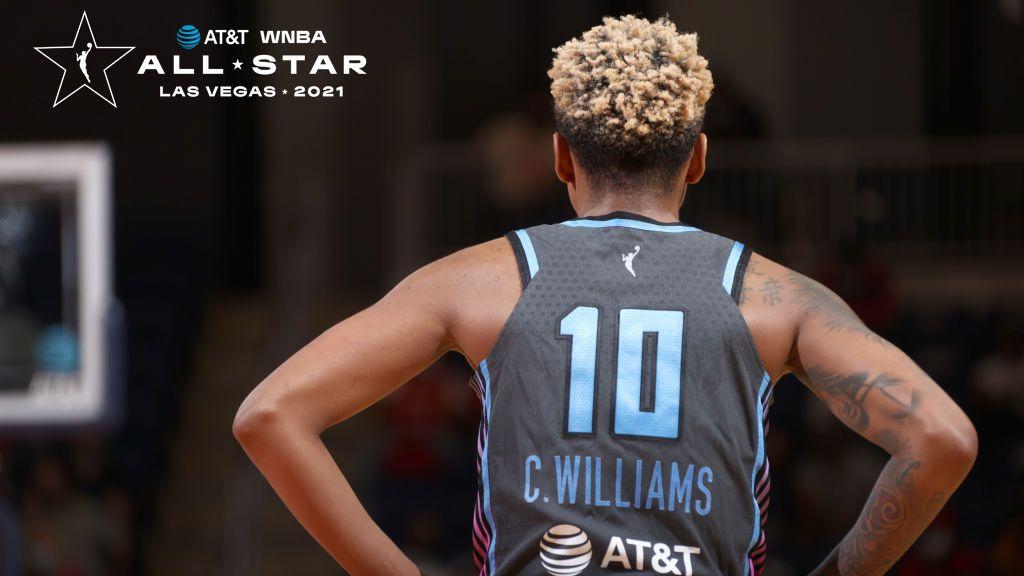 Courtney Williams Named 2021 WNBA All-Star