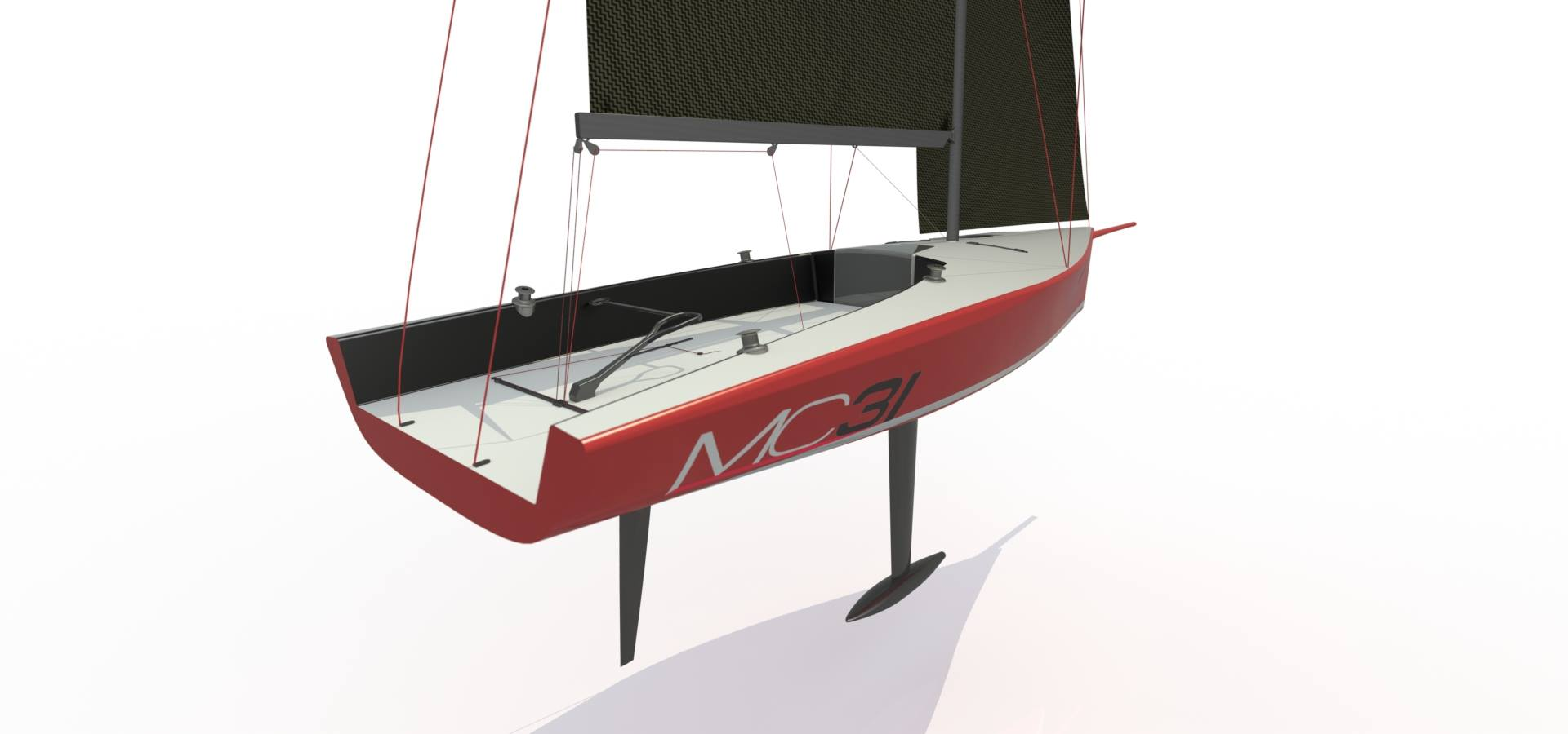 Photo of The first McConaghy MC31 will be sailing in Sydney in november