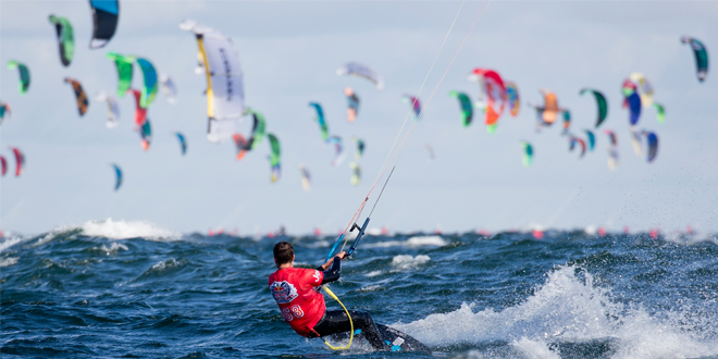 Photo of Red Bull Coast2Coast 2015 Germany, the worlds toughest kite surf marathon