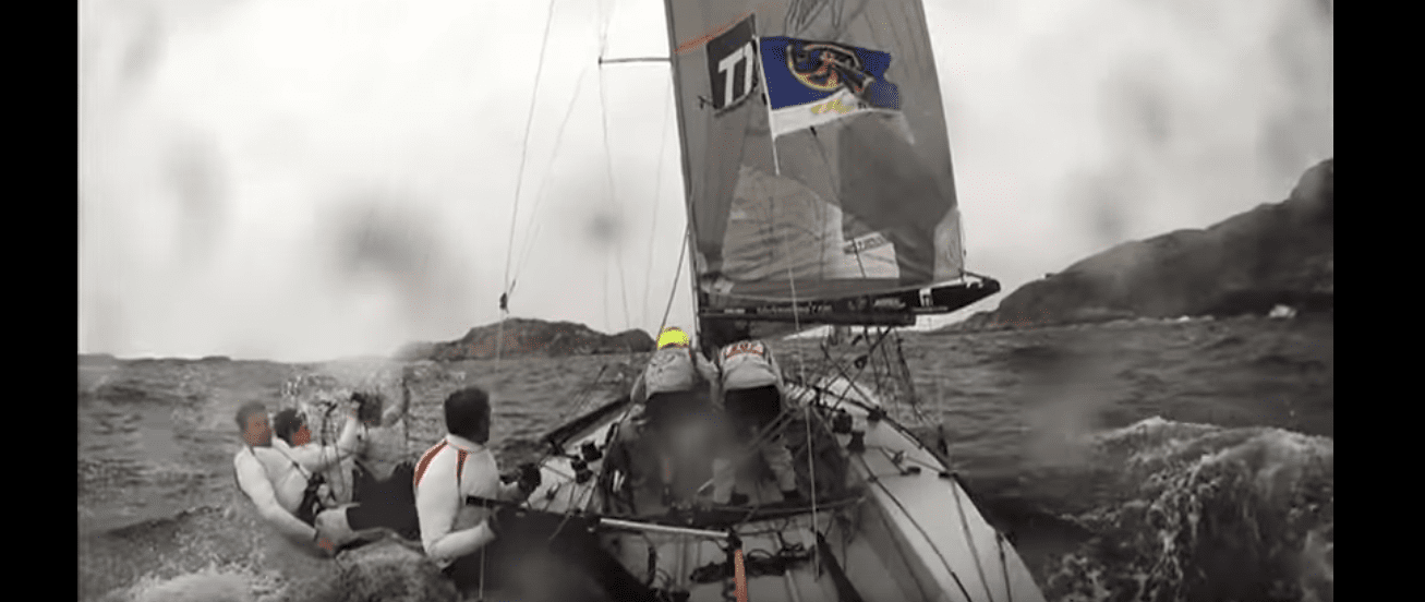 Photo of Dangerous but fun: 400 boats sailing rock slalom in Sweden