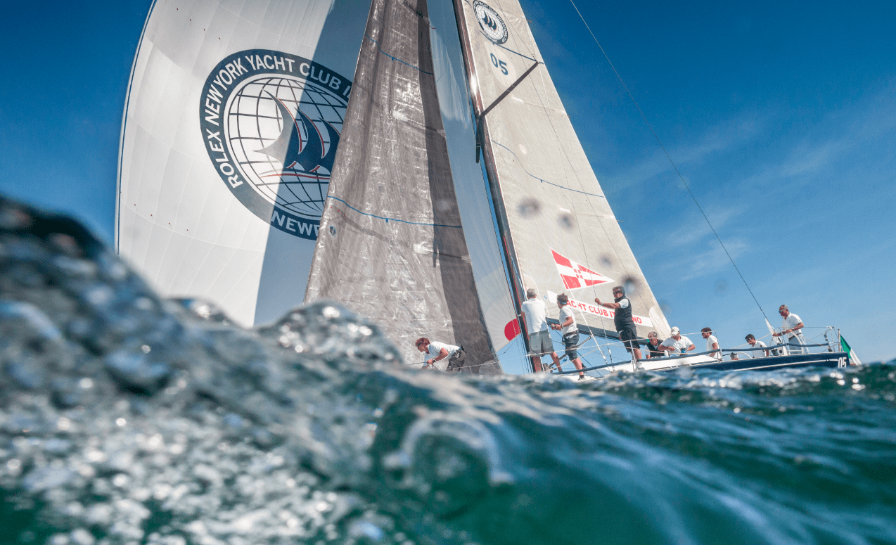 Photo of Japan wins the opening race of Rolex New York Yacht Club Invitational Cup