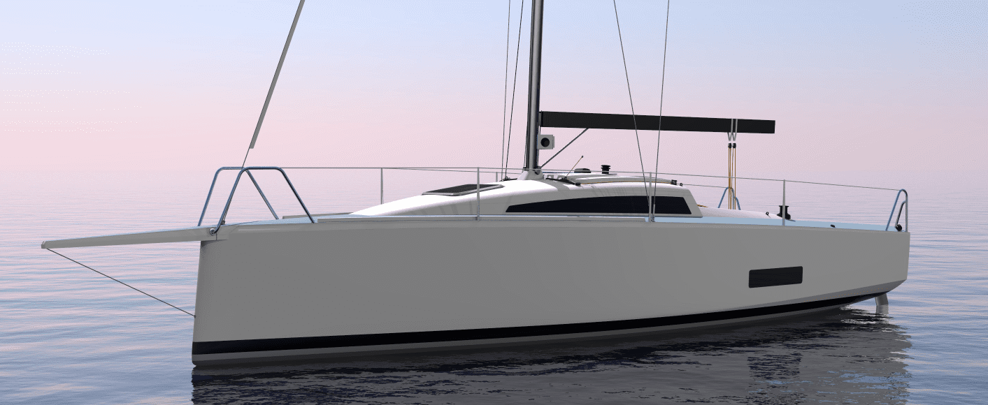 Photo of NEW PROJECT The performance cruiser Reacher 780 is born