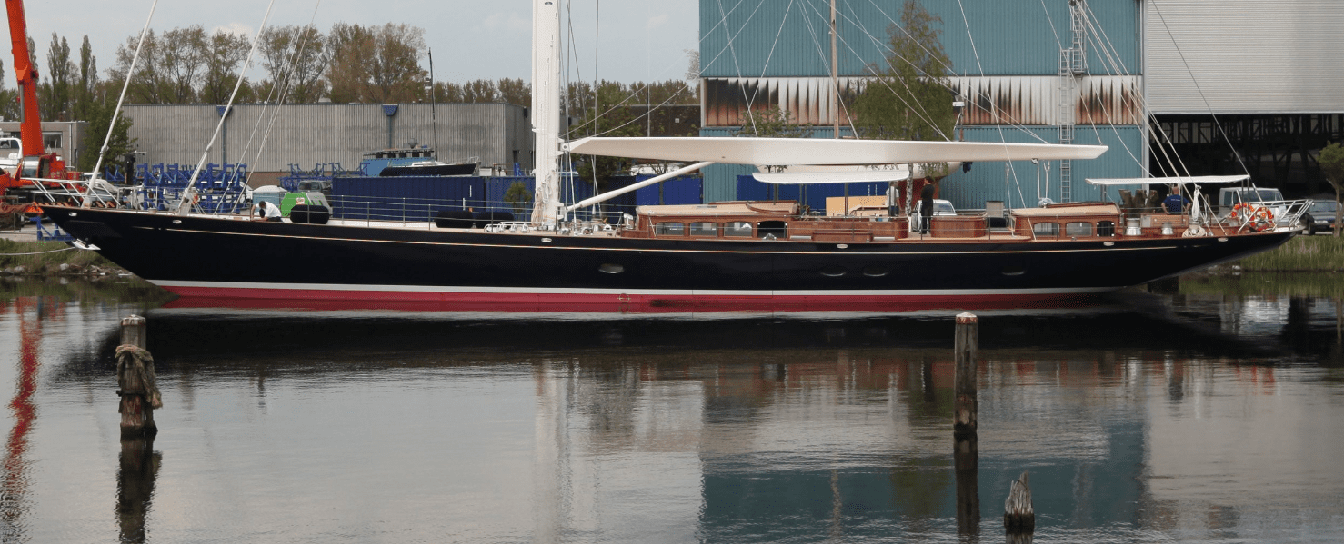Photo of VIDEO. The making of Truly Classic 127 Atalante by Claasen Shipyard