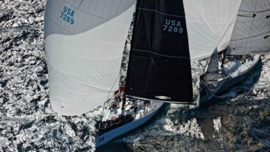 Photo of FARR 40 World Championship. Groovederci poised to pounce on plenty