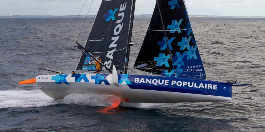 Photo of Incredible video! Banque Populaire and Hugo Boss sailing at Kerguelen Islands