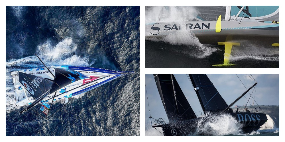Photo of INSTAGRAM. Best IMOCA 60 pictures of the week. What's your favorite?