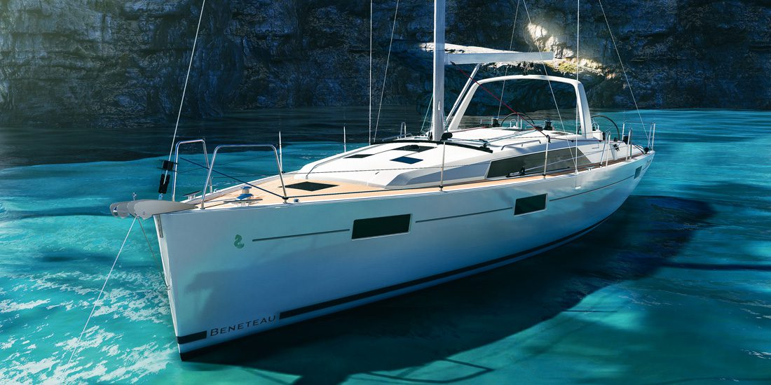 Photo of SAILBOAT REVIEWS. The new Beneteau Oceanis 41.1
