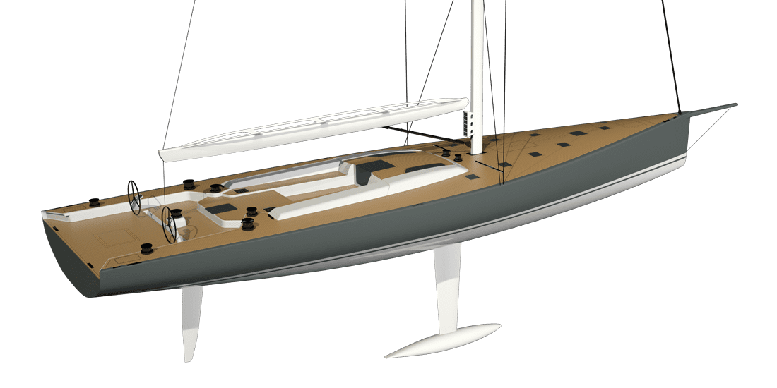 Photo of Fast &… Comfort: Southern Wind presents the new Reichel Pugh 90′ Performance Cruiser