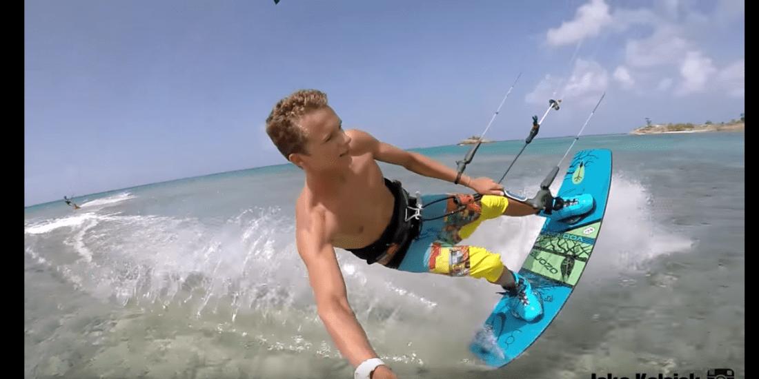 Photo of SUNDAY VIDEO. Dreaming summertime… in kitesurf mode