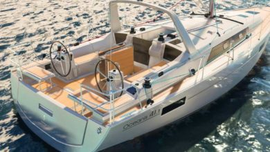 Photo of New Beneteau Oceanis 41.1: watch the video
