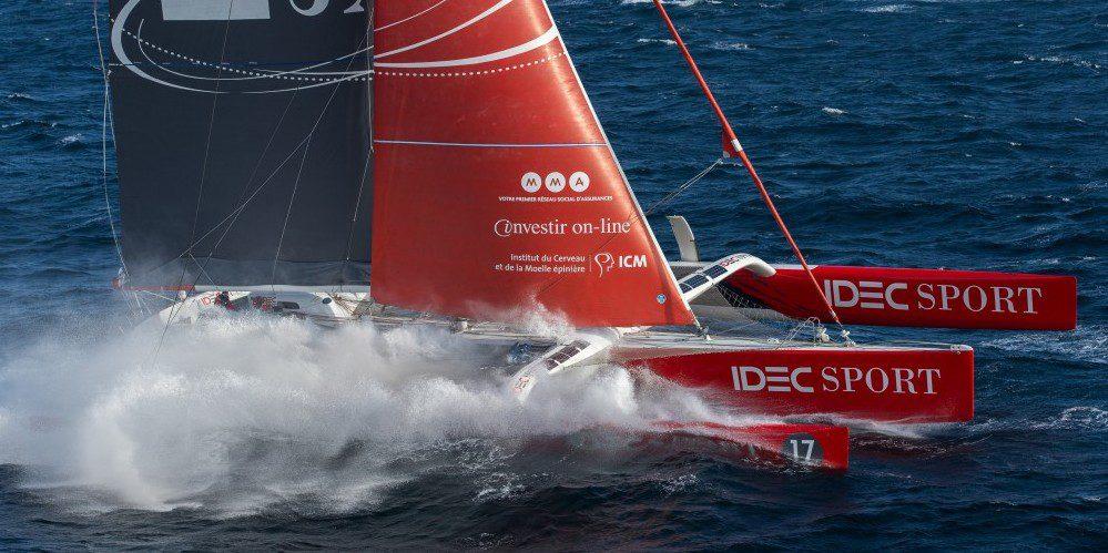 Photo of Idec Sport: back in the Atlantic!