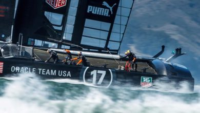 Photo of America's Cup racing returns to New York for the first time since 1920