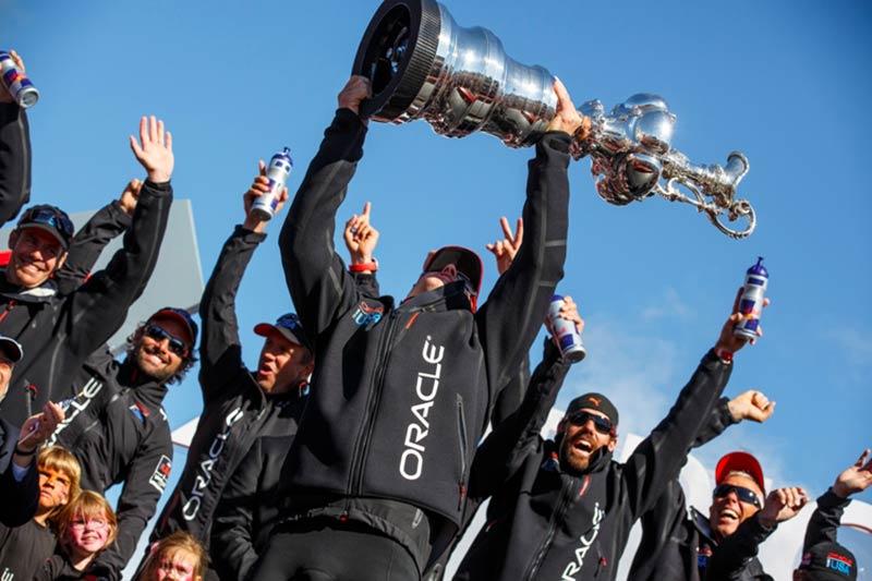 25/09/2013 - San Francisco (USA CA) - 34th America's Cup -