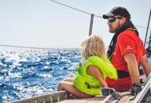 """Photo of Tuomo Meretniemi: """"How we will sail six years around the world with three kids"""""""