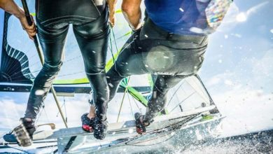 Photo of Nikos Zagas and Rick Tomlinson win Mirabaud Yacht Racing Image of the Year 2015