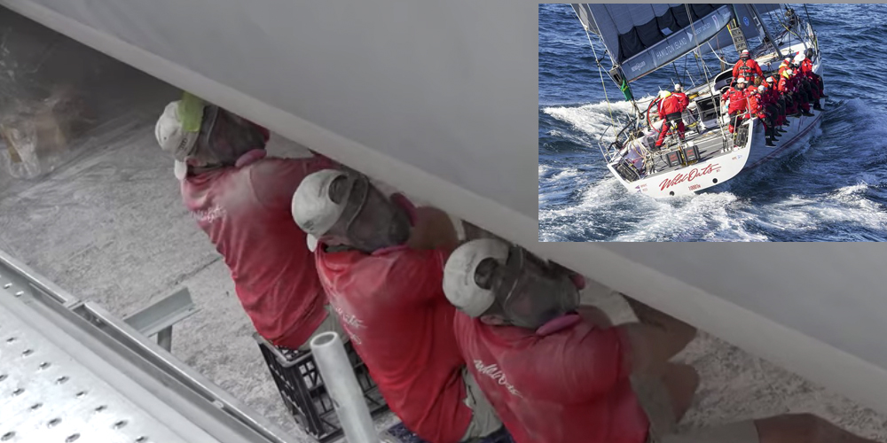 Photo of Wild Oats XI's Evolution – Dance of the Longboard