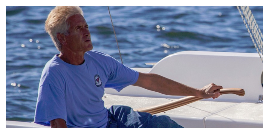 """Photo of INTERVIEW. Glenn Walters: """"The """"wife"""" is often the most skilled sailor"""""""