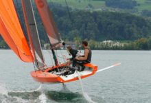 Photo of Want to go foiling? Discover the Quant 23! VIDEO