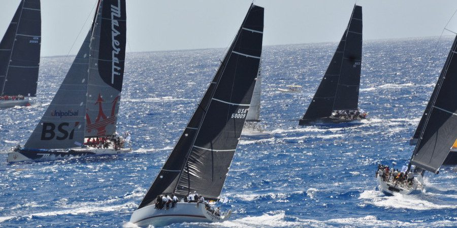 Photo of All is ready for the 8th edition of RORC Caribbean 600
