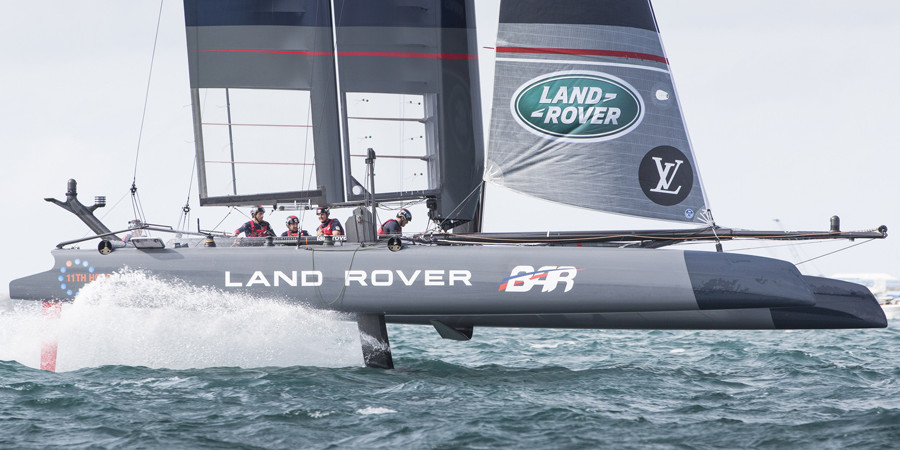 Photo of Land Rover 'Game-Changing' Artificial Intelligence Will Help Sir Ben Ainslie Make History?