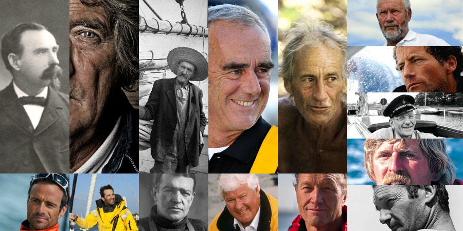 Photo of 15 great sailors of all time. Who is the best for you?