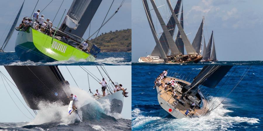 Photo of Loro Piana Caribbean Superyacht Regatta & Rendezvous 2016 – Day One