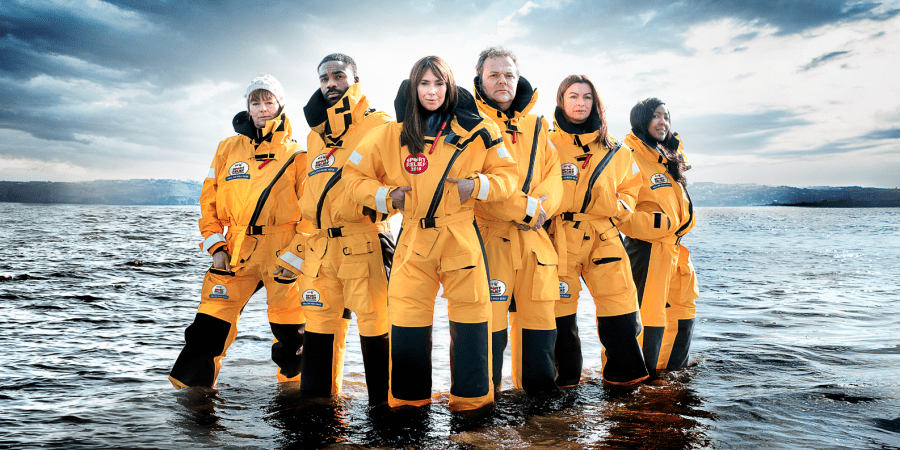 Photo of Race sailors lead celebs in BT Sport Relief challenge: Hell on High Seas