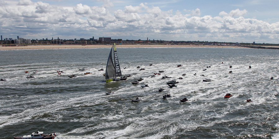 Photo of Volvo Ocean Race 2017-18, The Hague will host the finale