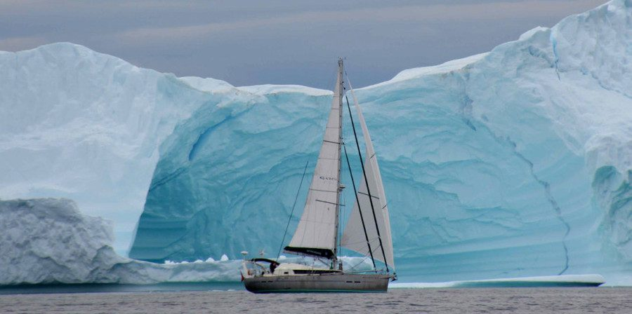 Photo of Exploration 45: Aventura's arctic voyage with Jimmy Cornell. VIDEO