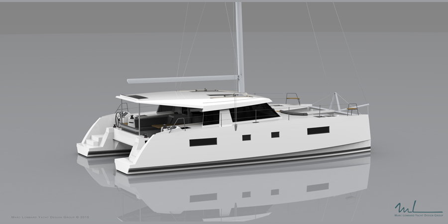 Photo of Bavaria is ready to present his all new Nautitech 46 Open. GALLERY