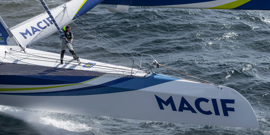 """Photo of INTERVIEW. François Gabart: """"Sailing for me is a state of mind"""""""