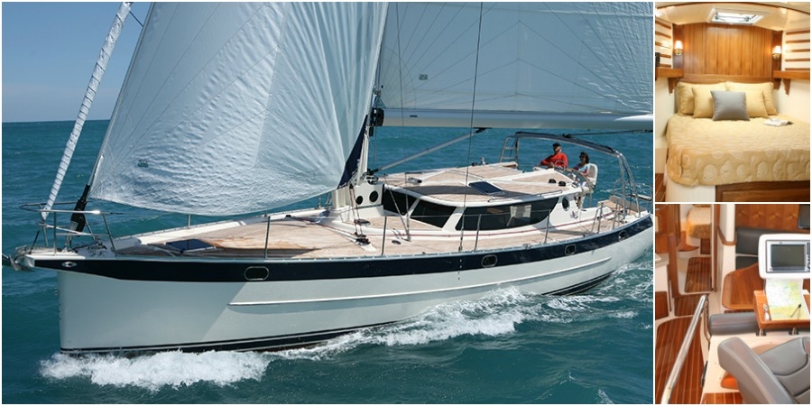 Photo of VIDEO. Seaward 46 RK Retractable Keel Sailing Yacht – Deck&interior Walkaround