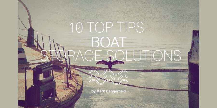 Photo of 10 tips boat storage solutions. INFOGRAPHIC