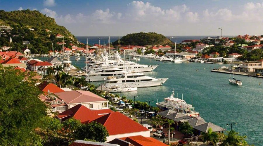 Port of Gustavia, St. Barths